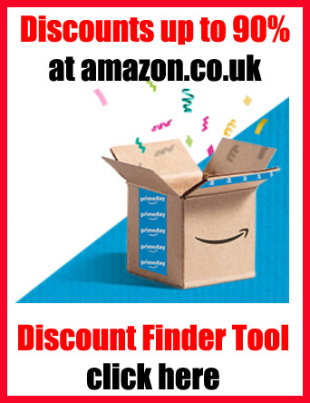 amazon discount finder UK